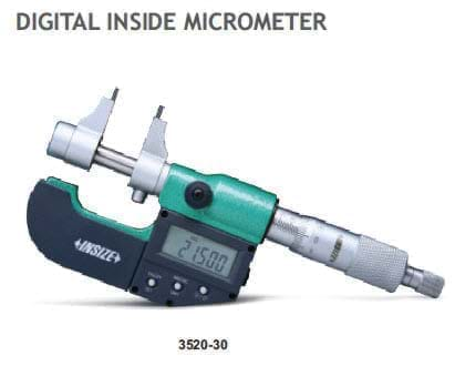 DIGITAL INSIDE MICROMETER รุ่น 3520 INSIZE Micrometer