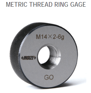 THREAD RING GAUGE รุ่น 4120 INSIZE Thread Ring Gauge